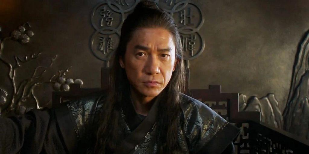 ماندارین با بازی تونی لیانگ در فیلم Shang-Chi and the Legend of the Ten Rings - یکی از چند نسخه ماندارین در دنیای سینمایی مارول