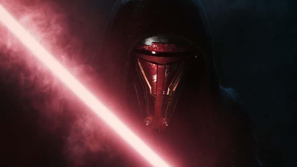 بازسازی Star Wars Knights of the Old Republic معرفی شد