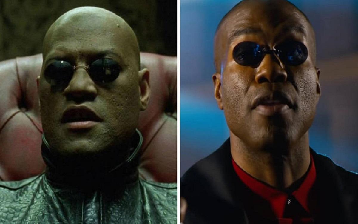 یحیی عبدالمتین دوم در Matrix 4 نقش مورفیوس را ایفا میکند