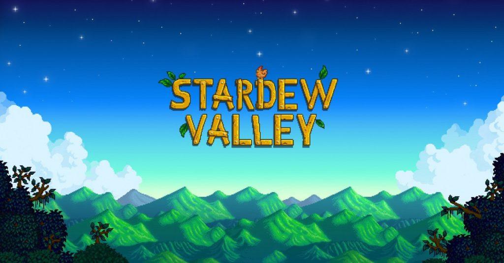 بازی Stardew Valley