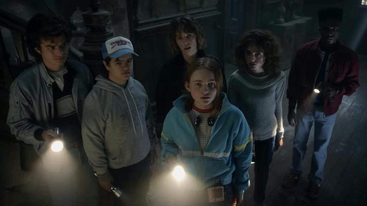 تریلر فصل چهارم سریال Stranger Things منتشر شد