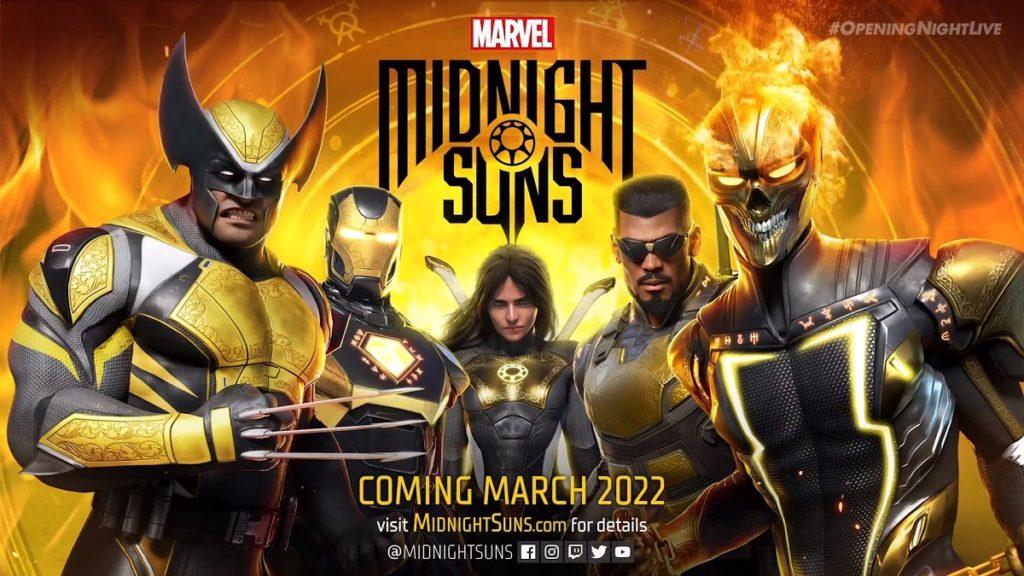 بازی Midnight Suns