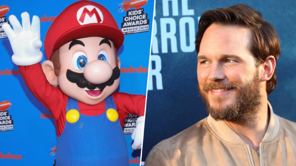 کریس پرت ایفای نقش سوپر ماریو را رویای کودکی خود میداند