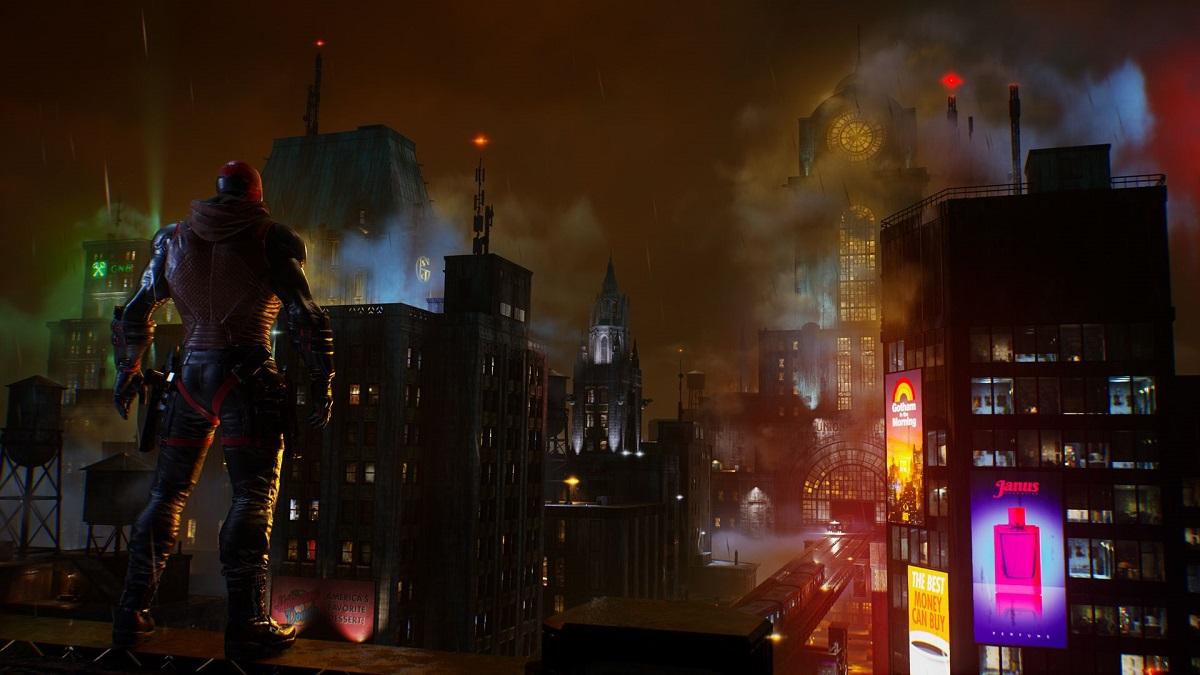 تصویر جدیدی از بازی Gotham Knights منتشر شد