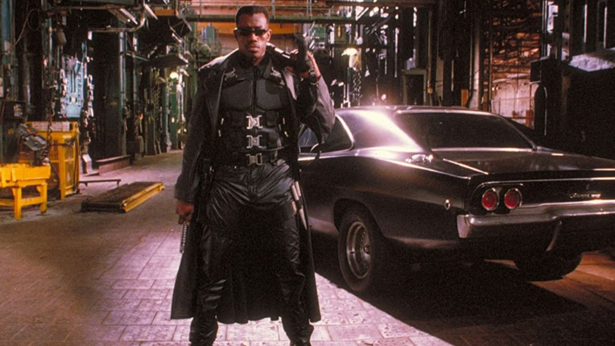 ریبوت فیلم Blade به وسلی اسنایپس ادای احترام خواهد کرد