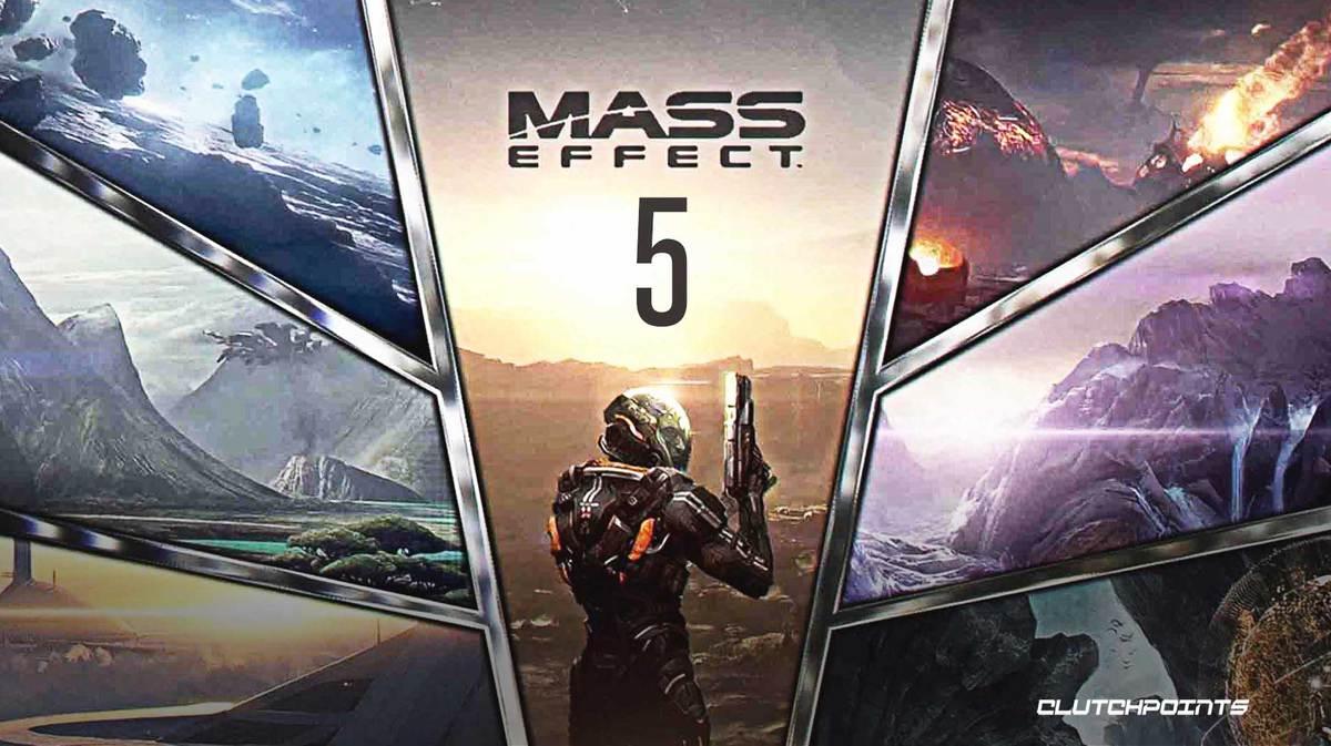 بازی Mass Effect 5 با آنریل انجین ساخته میشود