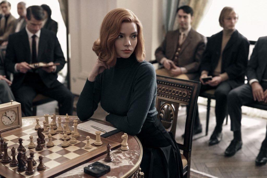 سریال Queen's Gambit