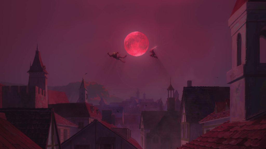انیمه Witcher: Nightmare of the Wolf