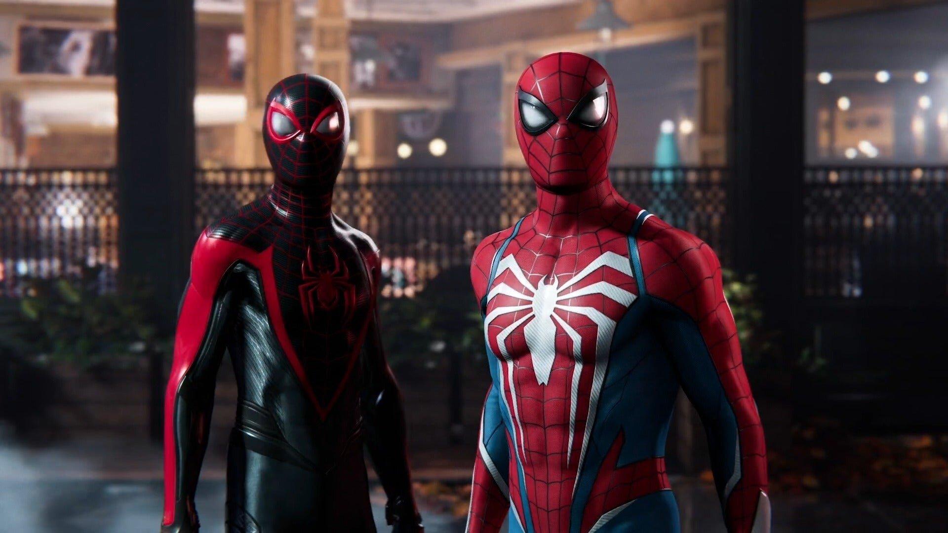 بازی Spider-Man 2 برای عرضه در ۲۰۲۳ معرفی شد