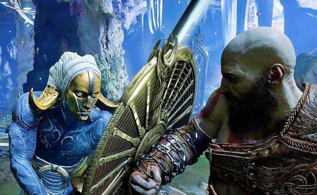 در بازی God of War Ragnarok سپرهای متعددی وجود خواهد داشت