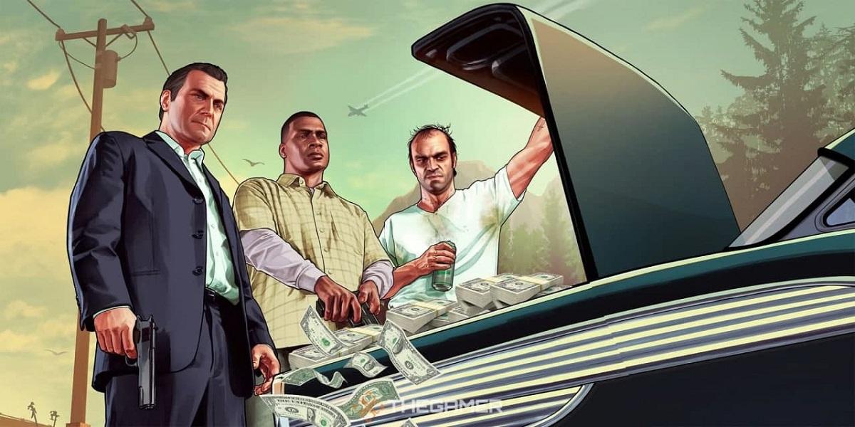 تریلر جدیدی از بازی GTA V روی پلی استیشن 5 منتشر شد