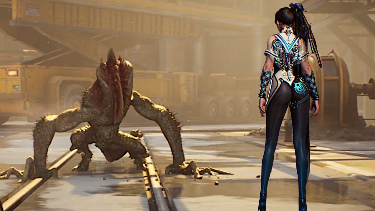 تریلر جدیدی از بازی Project Eve منتشر شد