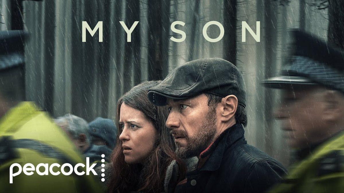 جیمز مکآووی در فیلم My Son کاملا فیالبداهه بازی میکند