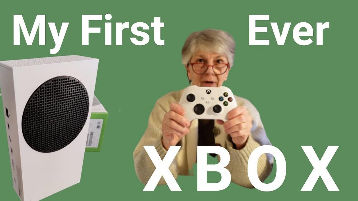 نظر مادربزرگ گیمر درباره ایکس باکس سری اس چیست؟
