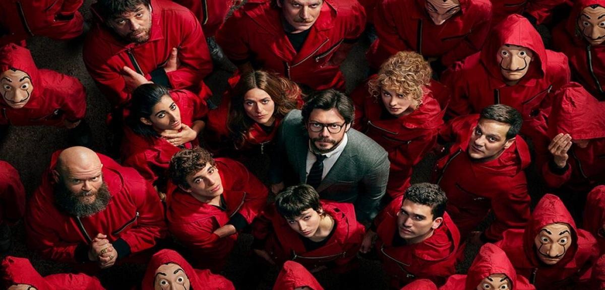 تیزر نیمه دوم فصل ۵ سریال Money Heist منتشر شد