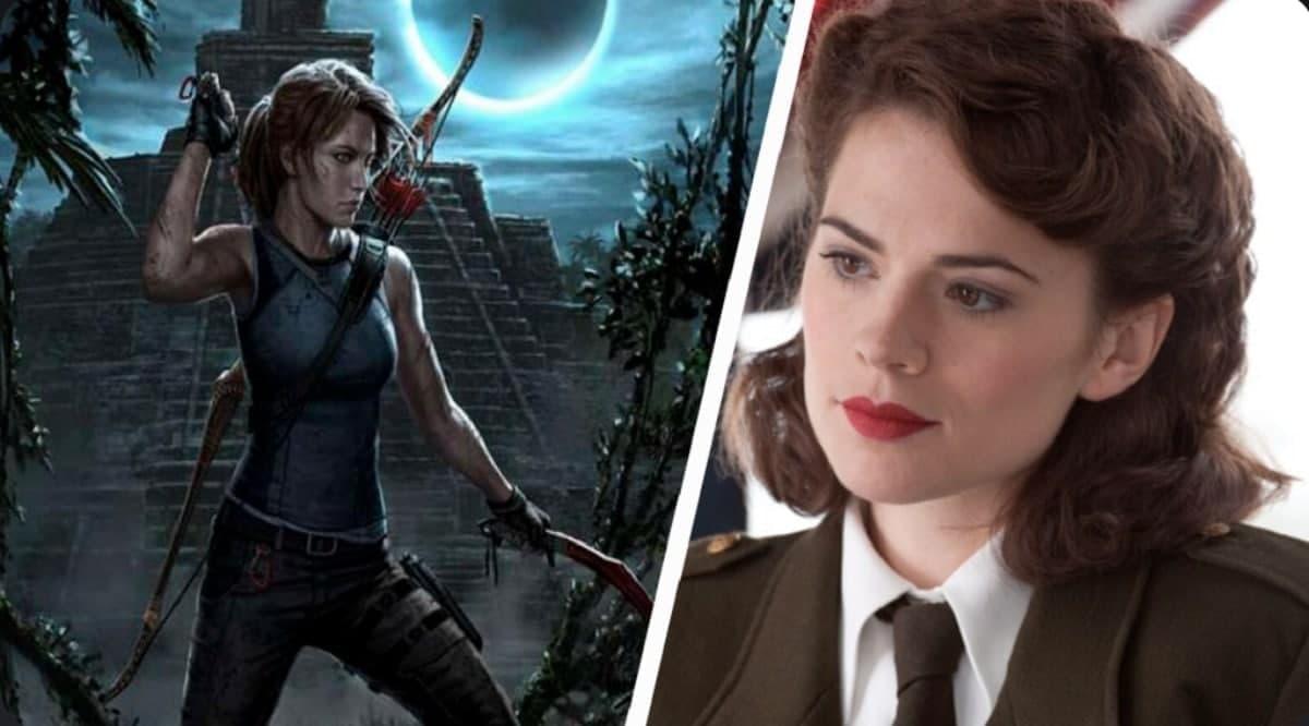 بازیگر نقش مامور کارتر صداپیشه انیمه Tomb Raider خواهد بود