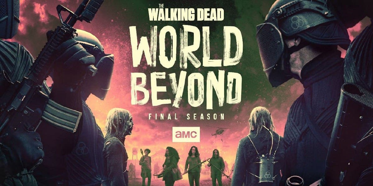تریلر فصل دوم Walking Dead: World Beyond منتشر شد