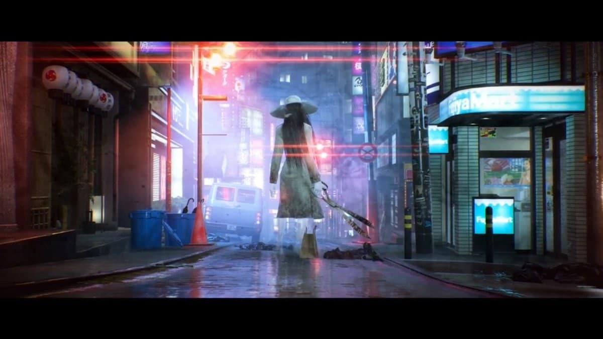 تریلر بازی Ghostwire Tokyo منتشر شد