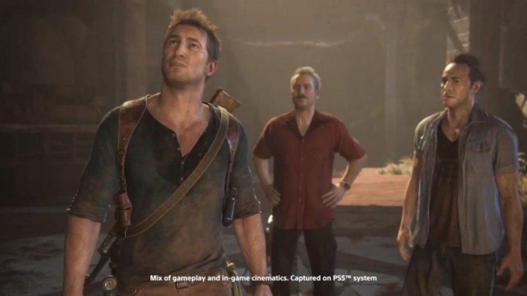 بازی Uncharted