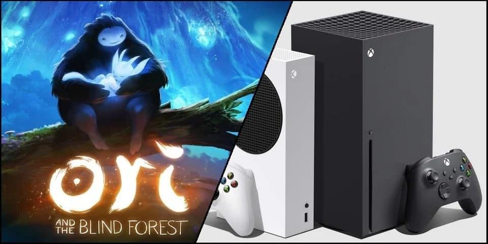 بازی Ori & The Blind Forest احتمالا برای سری ایکس/اس منتشر خواهد شد