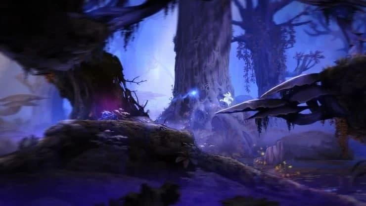 بازی Ori & The Blind Forest