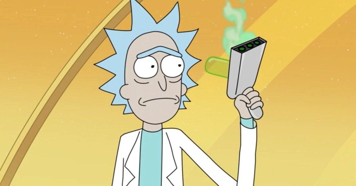 فصل پنجم Rick and Morty با یک کلیفهنگر عجیب به پایان رسید