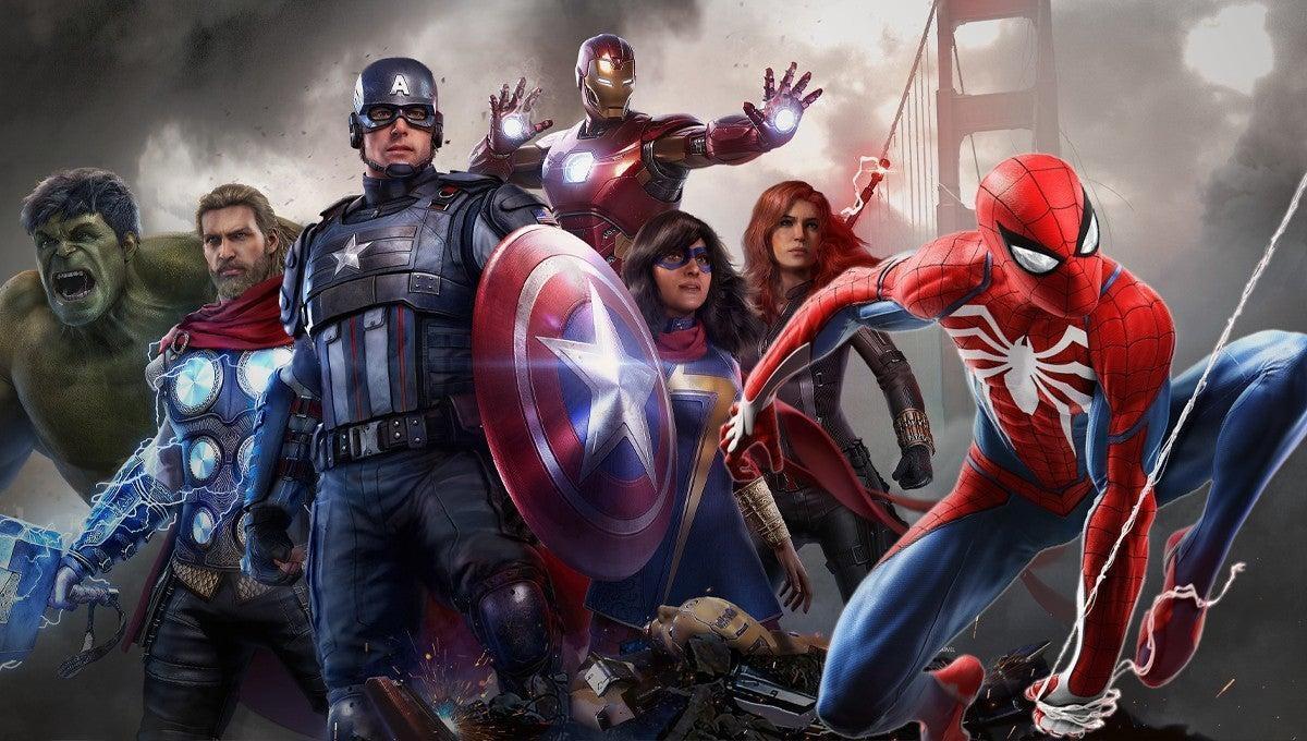 مردعنکبوتی در بازی Marvel's Avengers داستان خودش را دارد