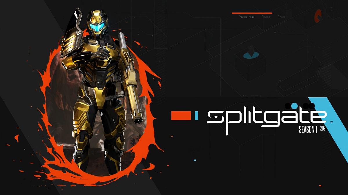 مد بتل رویال فعلا به بازی Splitgate اضافه نمیشود