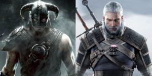 ماد جدید Skyrim نژاد ویچر را به بازی اضافه میکند