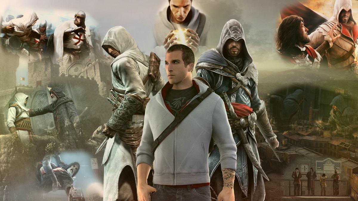 سرنوشت اولیه شخصیت دزموند در سری بازی Assassin's Creed متفاوت بود
