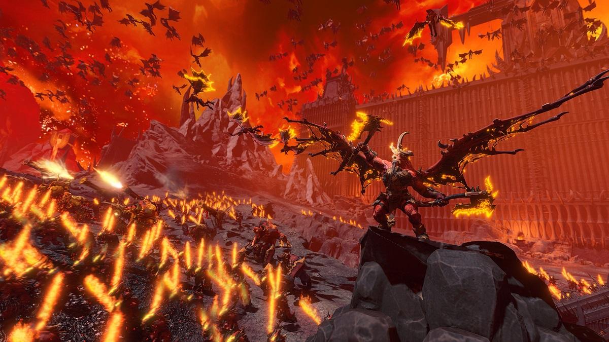 بازی Total War Warhammer 3 تا سال ۲۰۲۲ تاخیر خورد