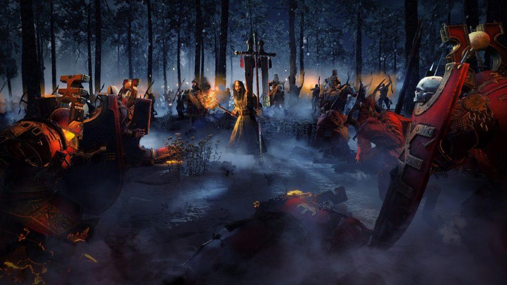 بازی Total War Warhammer 3