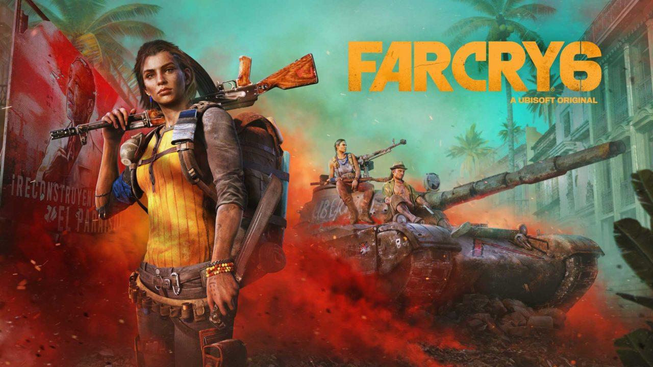 تریلر جدید Far Cry 6 با محوریت تعامل با حیوانات منتشر شد