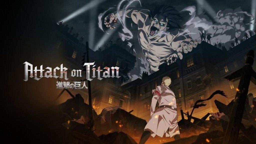 بخش ۲ فصل ۴ انیمه Attack On Titan
