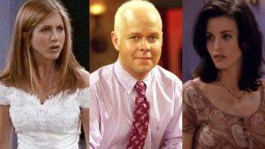 ستارگان سریال Friends به درگذشت «جیمز مایکل تایلر» واکنش نشان دادند