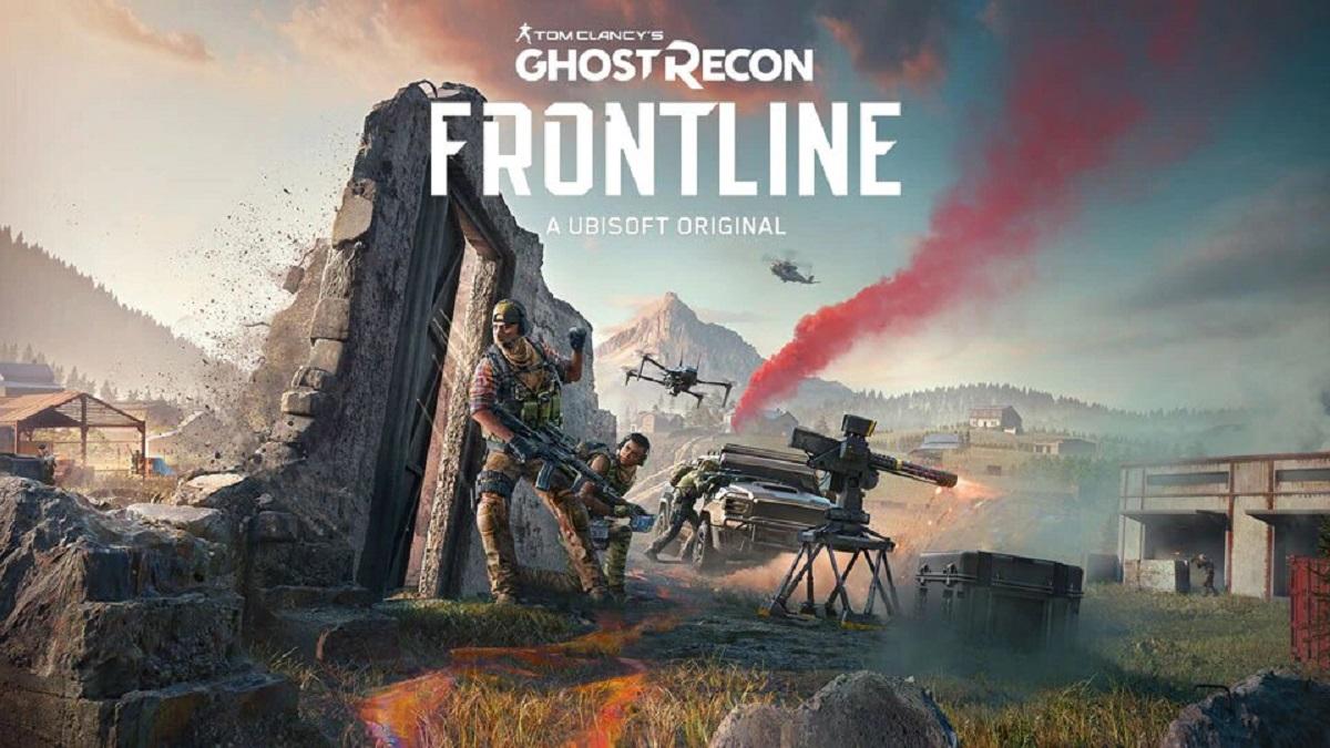 تست فنی بازی Ghost Recon Frontline از حالا تاخیر خورده