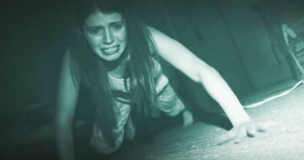 فیلم Paranormal Activity