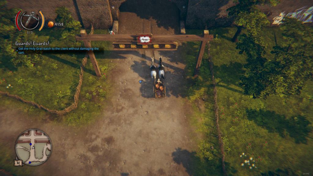 Rustler: Grand Theft Horse