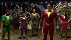 ویدیویی جدید از پشت صحنه فیلم Shazam Fury of the Gods منتشر شد