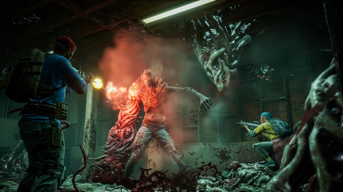 مشکل کمپین تکنفره بازی Back 4 Blood برطرف خواهد شد