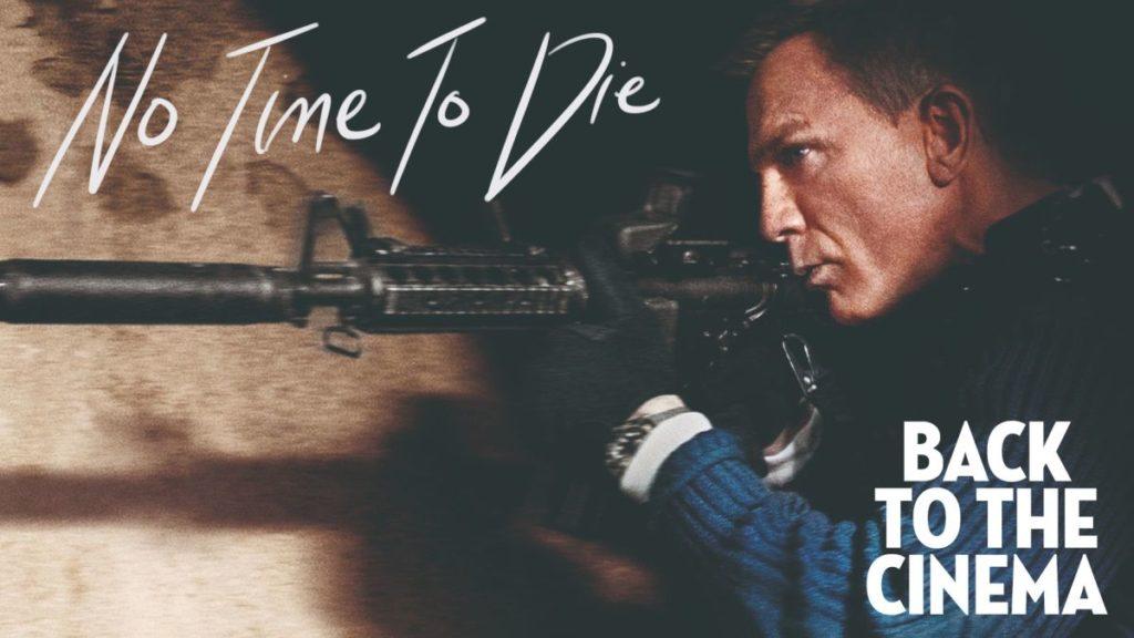 جیمز باند در آخرین فیلم