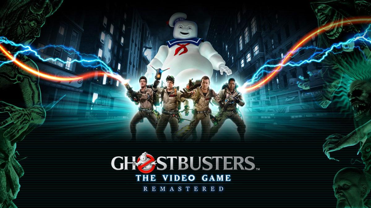 بازی Ghostbusters در دست ساخت قرار دارد
