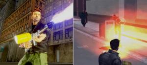چرا گرافیک ریمستر سهگانه GTA کارتونی شده است؟