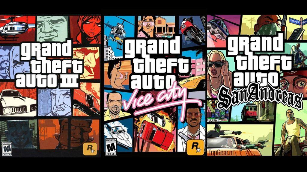 بازی GTA