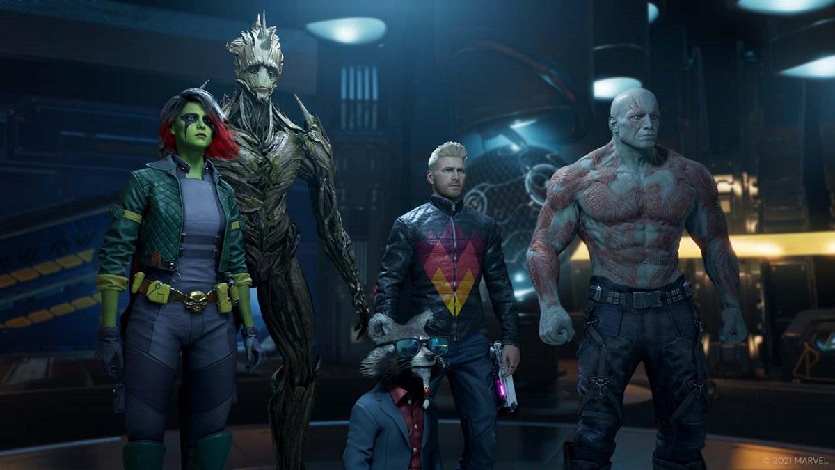 لانچ تریلر بازی Guardians of the Galaxy منتشر شد