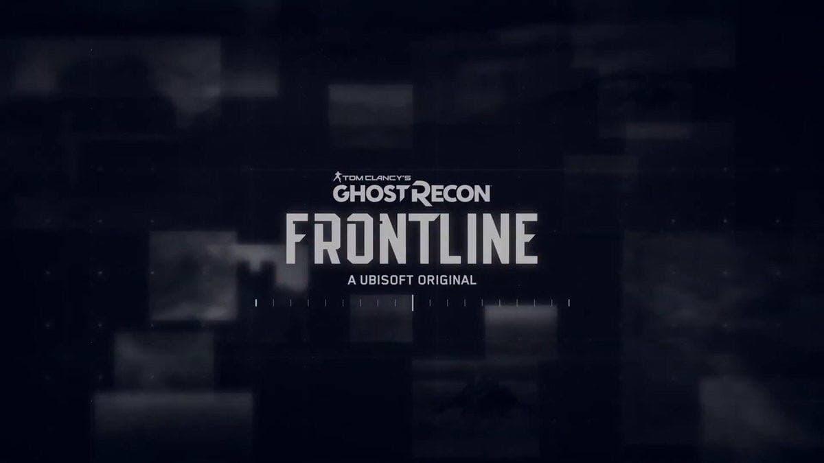 یوبیسافت بازی Ghost Recon Frontline را معرفی کرد [تماشا کنید]