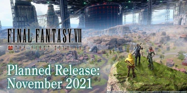 تاریخ عرضه بازی Final Fantasy 7: The First Soldier مشخص شد
