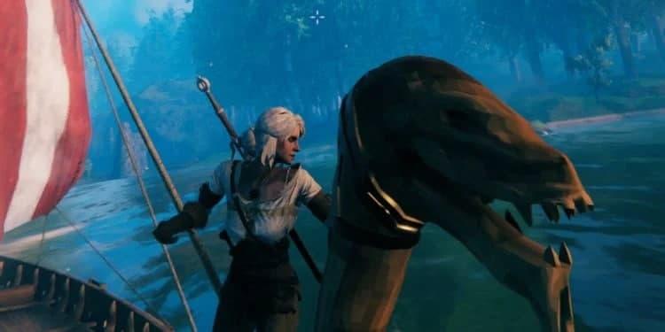 ماد جدید بازی Valheim شخصیتهای ویچر را به آن اضافه میکند