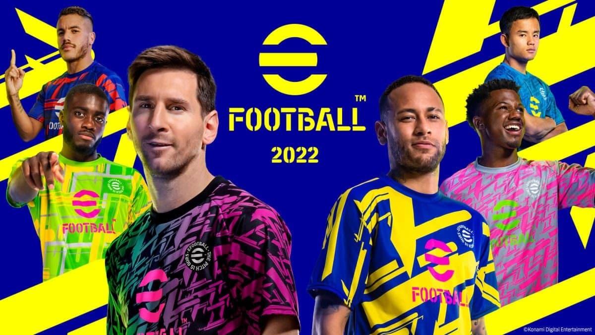 کونامی ماه آینده با انتشار یک بهروزرسانی مشکلات eFootball را برطرف میکند