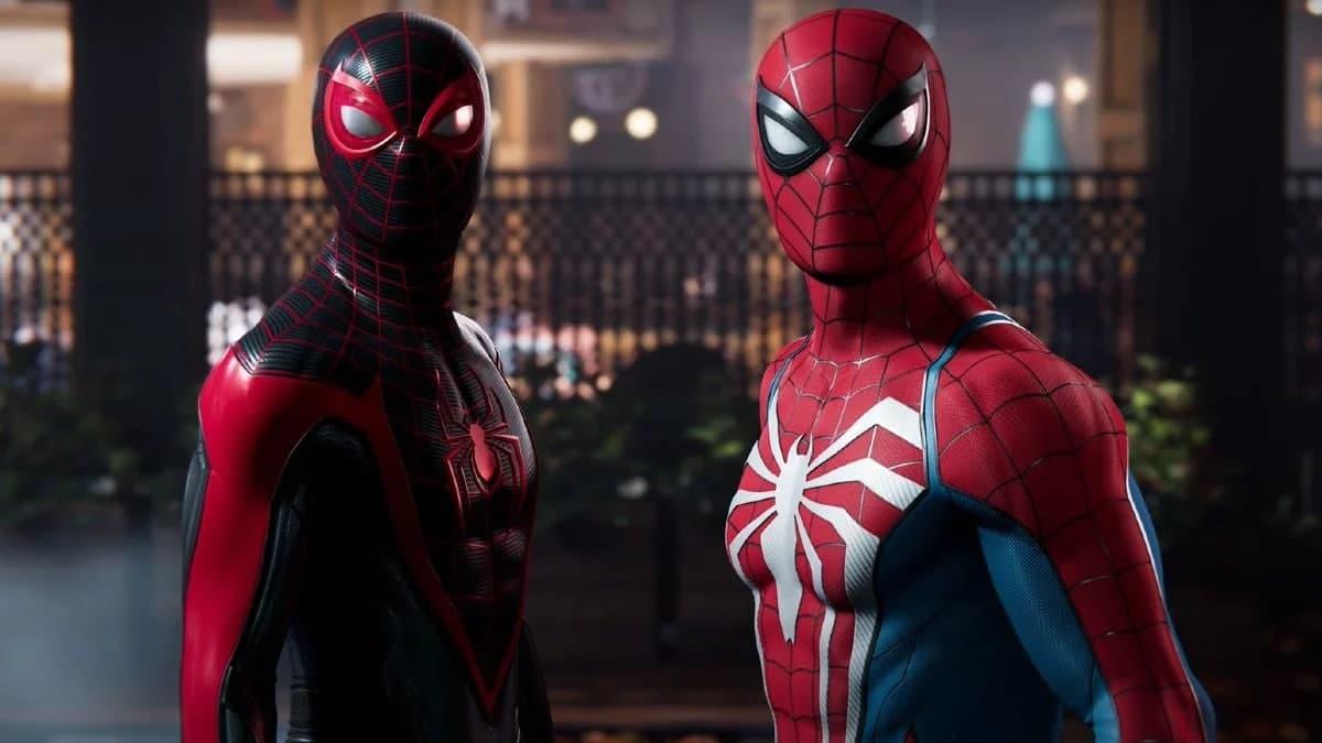 شایعه: در Spider-Man 2 میتوان بین پیتر پارکر و مایلز مورالس یکی را انتخاب کرد
